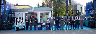 نمایشگاه بین المللی نفت، گاز