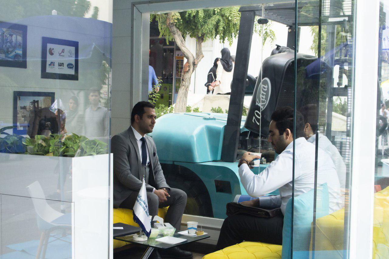 نمایشگاه-صنعت-تهران